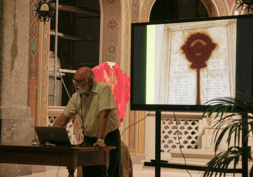 Conferenza di Ivano S.