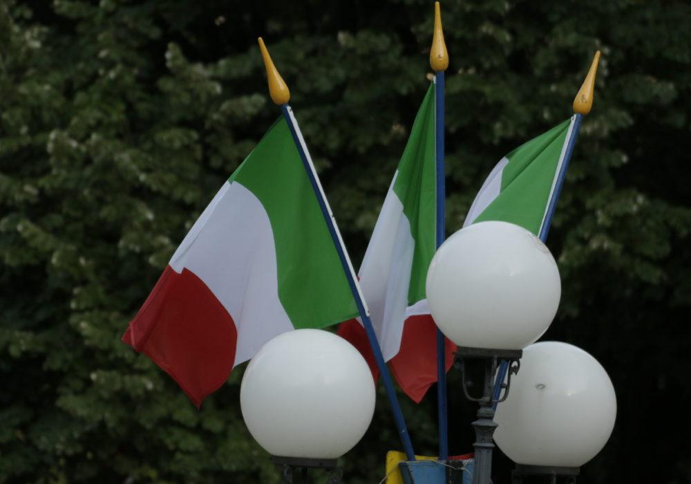 Bandiere tricolore