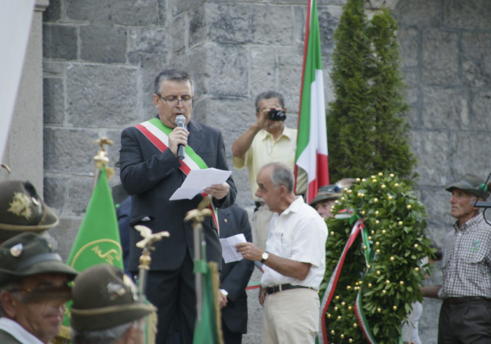 Sindaco Vittorio Milesi