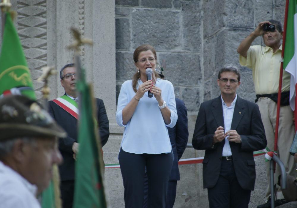 Onorevole Elena Carnevali