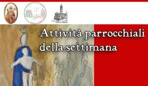 Pagina Calendario Settimanale.Parrocchia Di San Pellegrino Pagina 2 Di 31 San